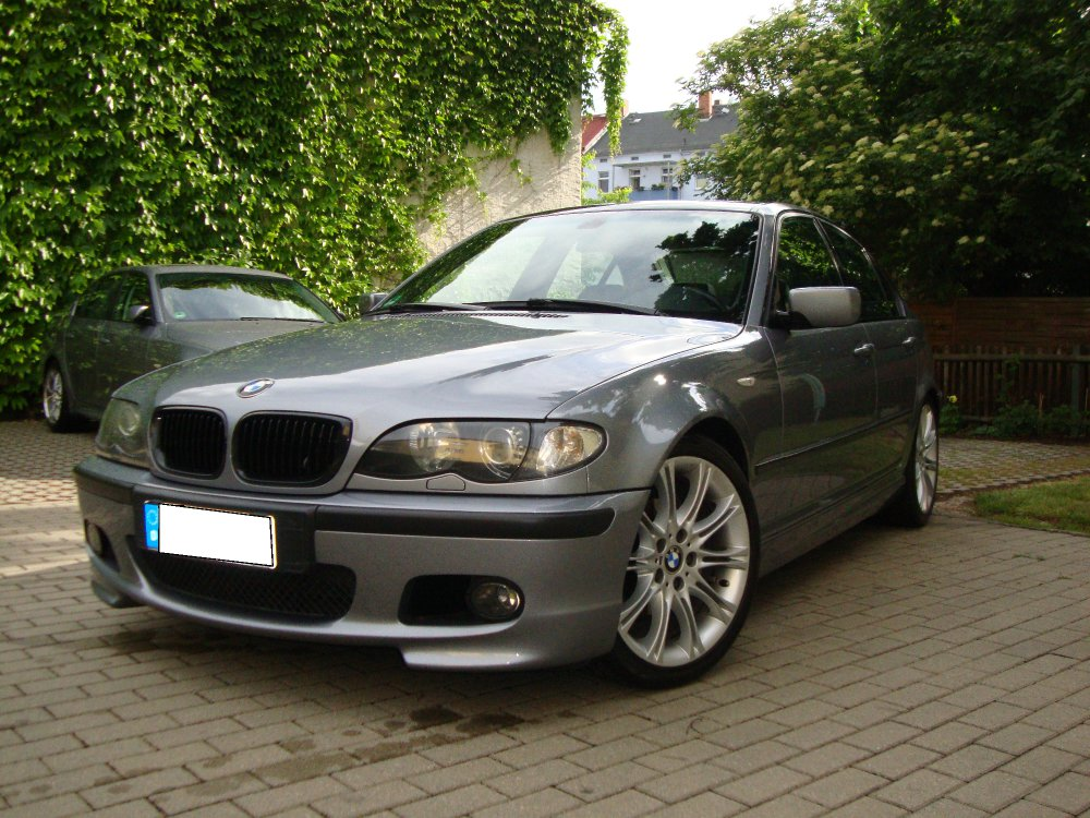 e46 320i m paket ii 3er bmw e46 limousine tuning fotos bilder stories. Black Bedroom Furniture Sets. Home Design Ideas