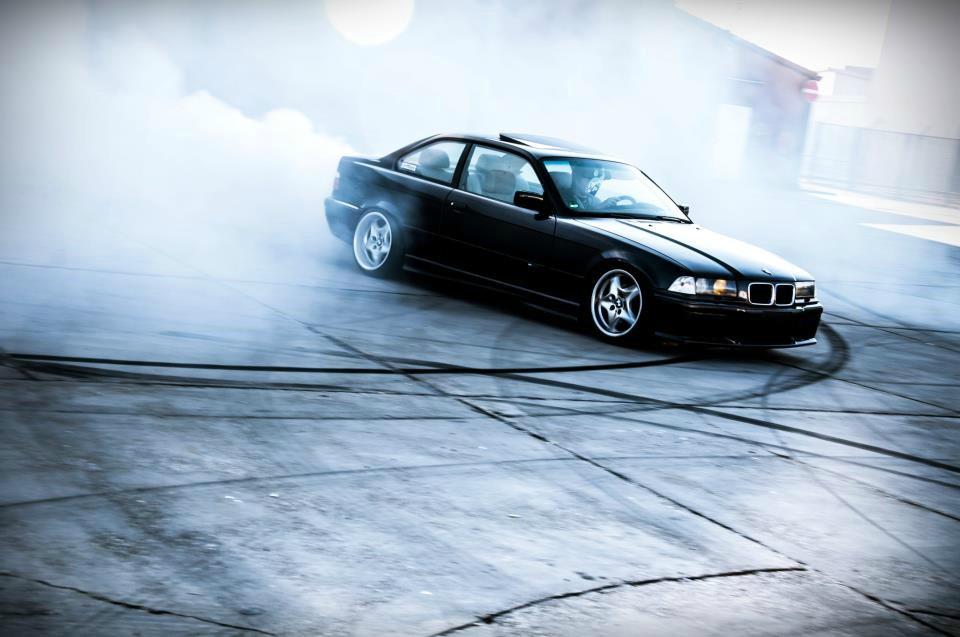 RIP 2013-2014 - 325i Coupe Telegrau2 - 3er BMW - E36