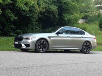 BMW-Syndikat Fotostory - M5 Competition Donington Grey Metallic