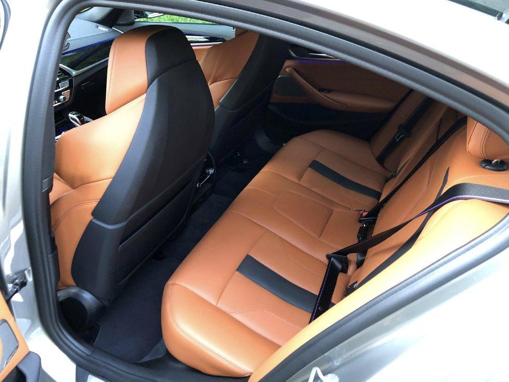 M5 Competition Donington Grey Metallic - 5er BMW - G30 / G31 und M5