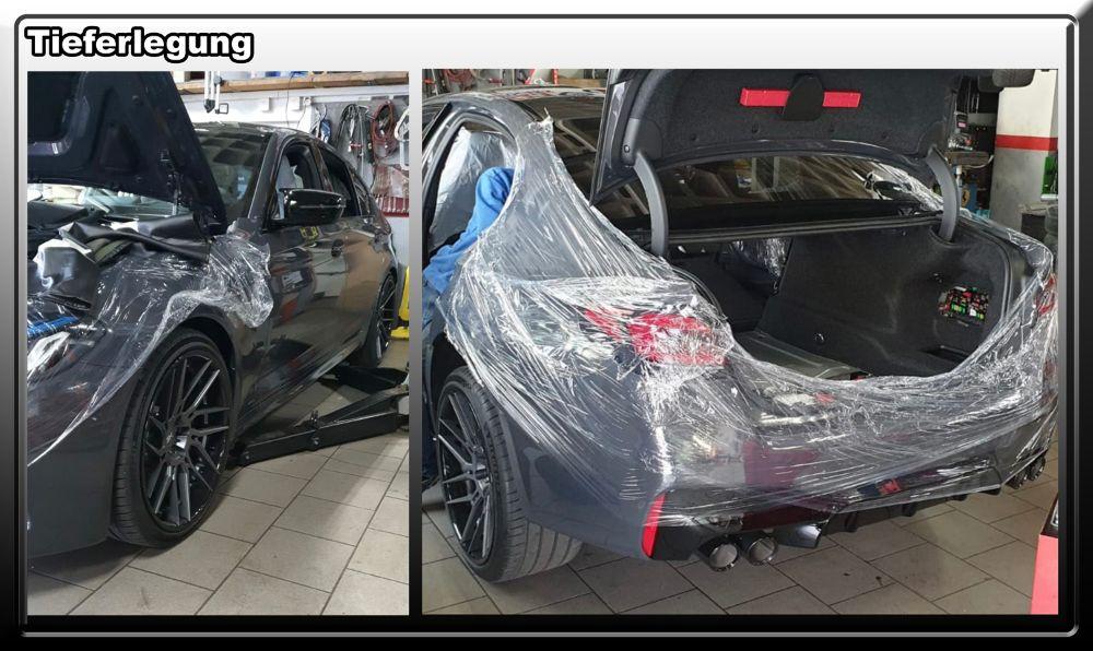 M5 Competition LCI - 5er BMW - G30 / G31 und M5