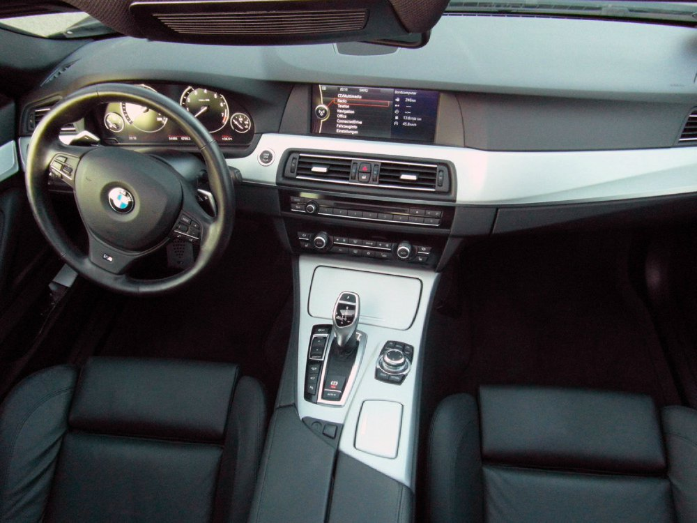 Projekt Fünffuffzig - 5er BMW - F10 / F11 / F07