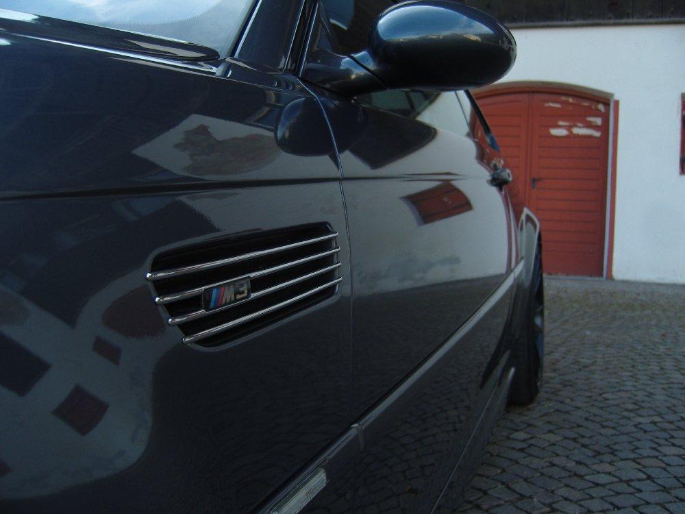 E46 M3 Stahlgrau - 3er BMW - E46