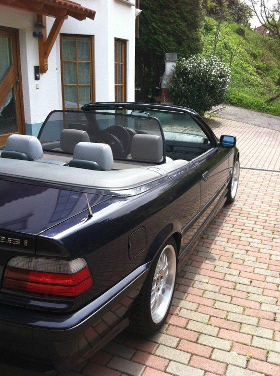 My new Passion ( Verkauft :-( ) - 3er BMW - E36