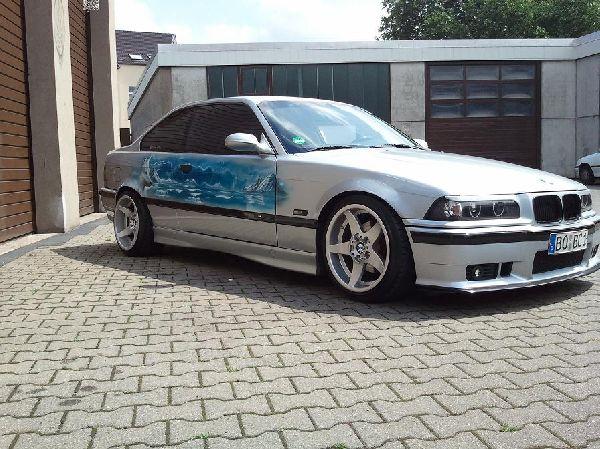 E36 318is Coupe - 3er BMW - E36