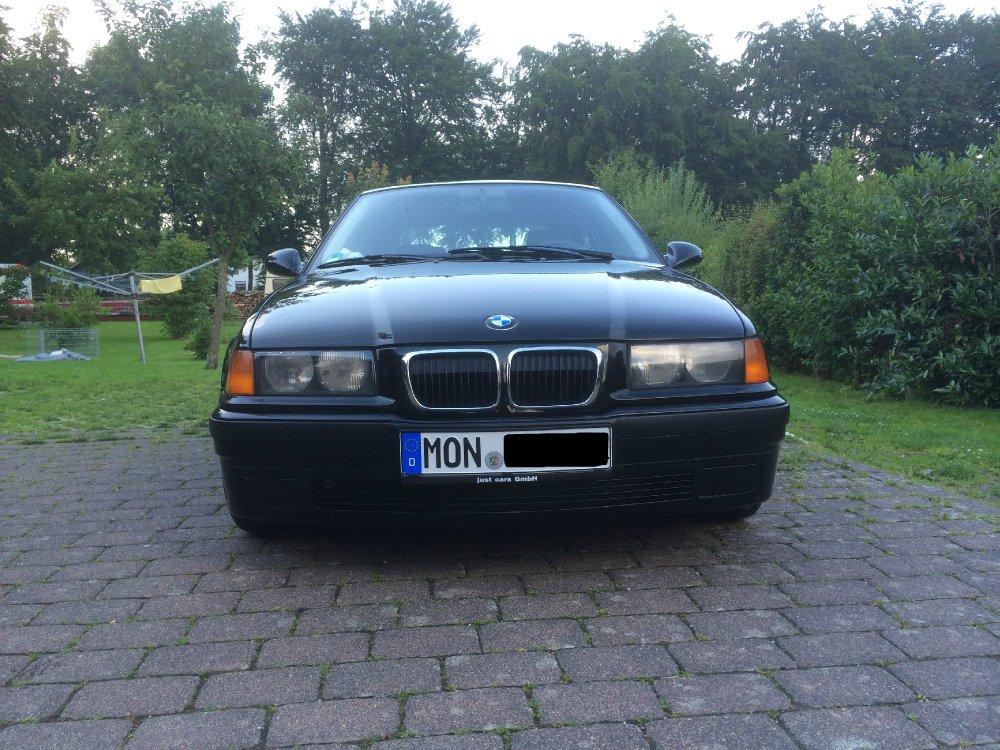 Der kleine John - 3er BMW - E36