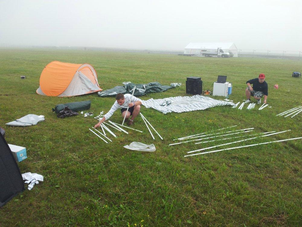 Paar Pics vom Asphaltfieber Treffen 2012 - Fotos von Treffen & Events