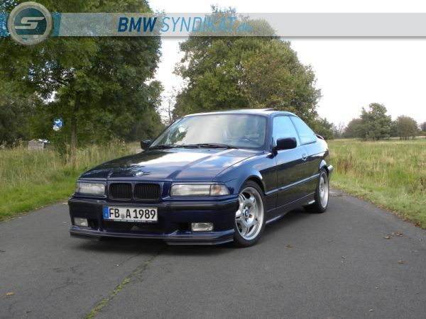 Mein Coupé - 3er BMW - E36
