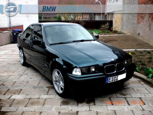 BMW E36 - 3er BMW - E36