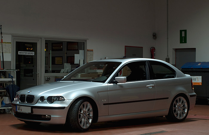 franzl 39 kr ti 39 316ti 3er bmw e46 compact tuning. Black Bedroom Furniture Sets. Home Design Ideas