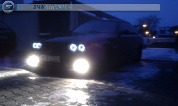 Black is Back - 3er BMW - E36