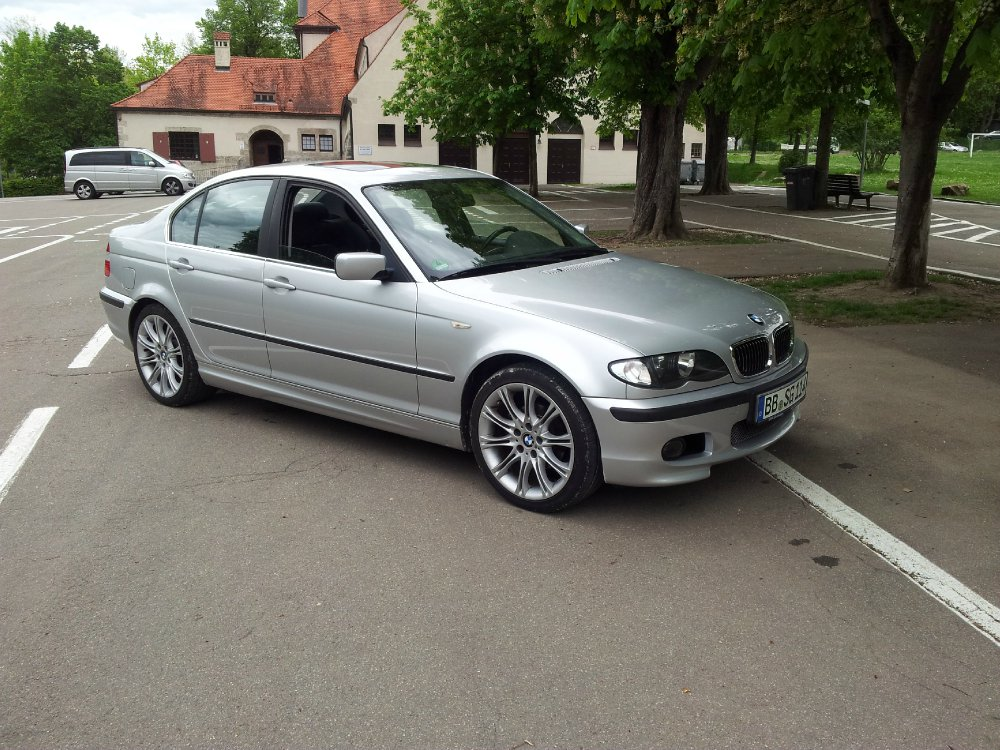 e46 320i facelift 3er bmw e46 limousine tuning fotos bilder stories. Black Bedroom Furniture Sets. Home Design Ideas