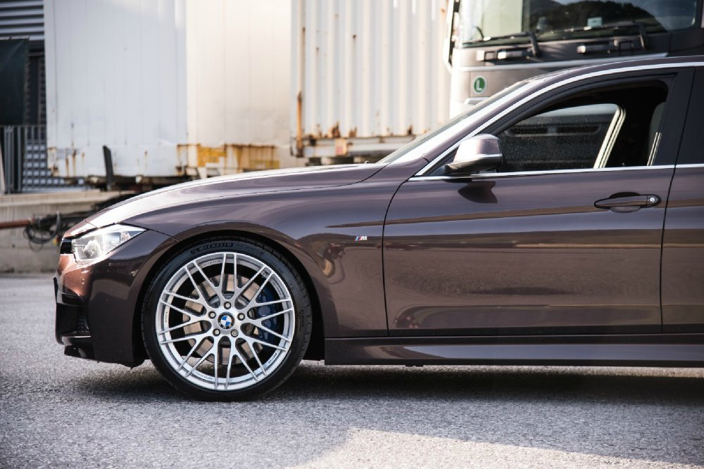 F30 335xd INDIVIDUAL rauchtopas 20 Zoll ///M Paket - 3er BMW - F30 / F31 / F34 / F80
