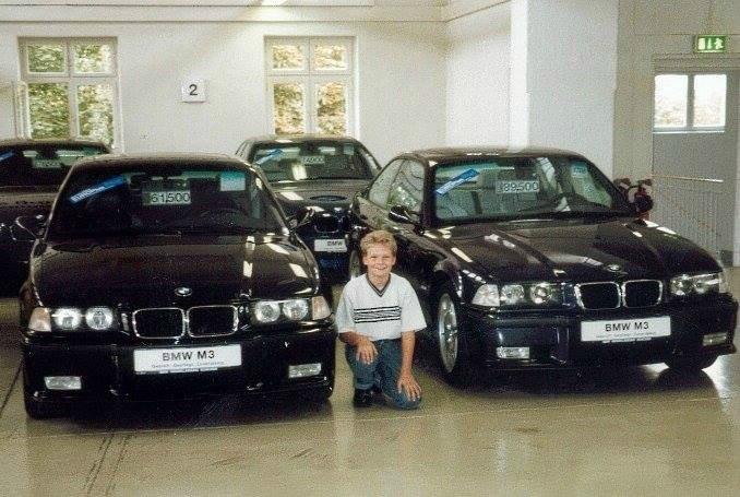 325 GT Replika - 3er BMW - E36