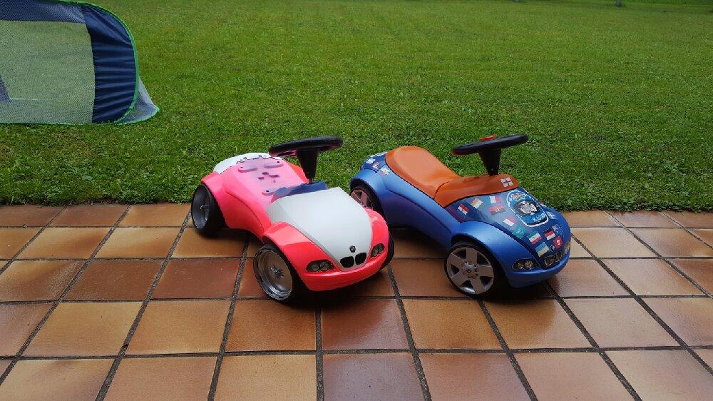 ///MIAs Racer - Fotostories weiterer BMW Modelle