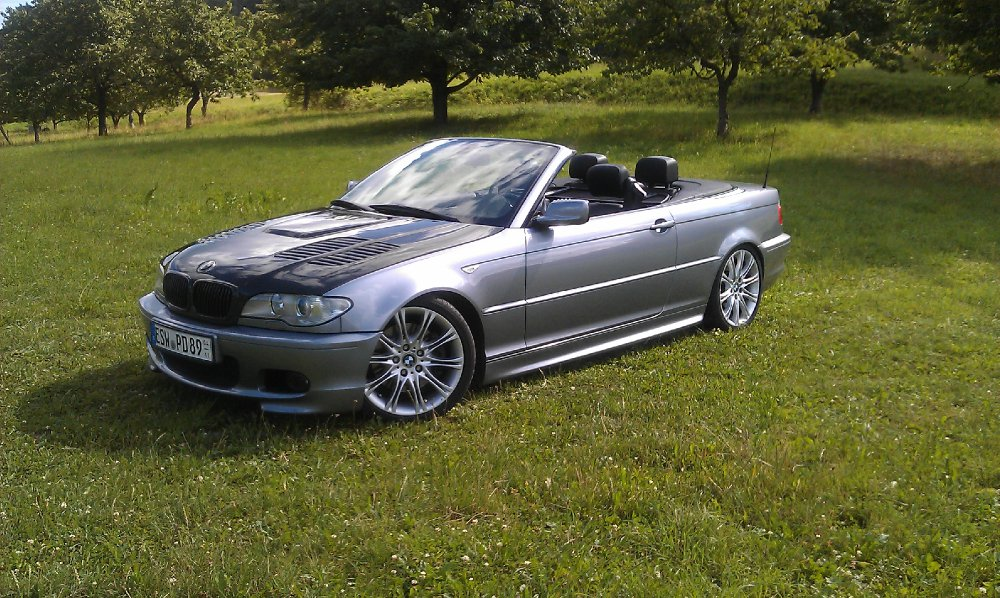 bmw e46 330ci cabrio smg facelift 3er bmw e46. Black Bedroom Furniture Sets. Home Design Ideas