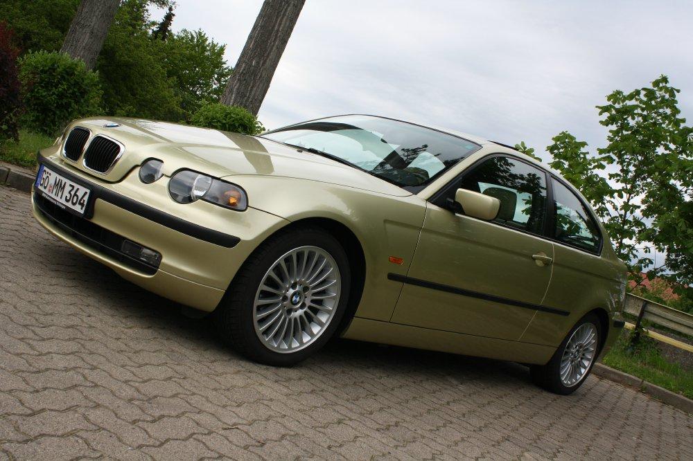 BMW 316Ti Compact in Pistaziengrün - 3er BMW - E46