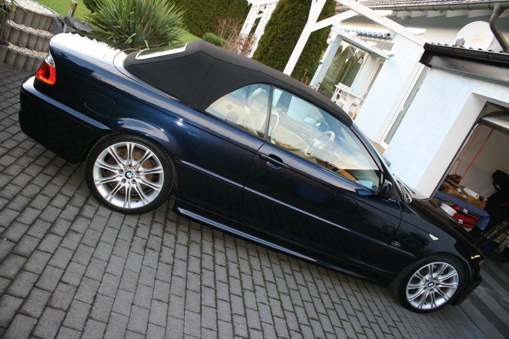 BMW E46 330Ci Cabrio INDIVIDUAL - 3er BMW - E46