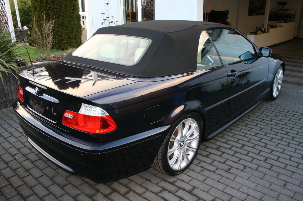 bmw e46 330ci cabrio individual 3er bmw e46 cabrio. Black Bedroom Furniture Sets. Home Design Ideas