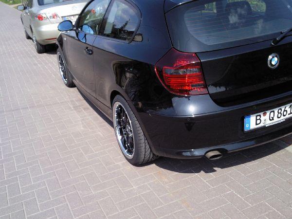 E87 118d - 1er BMW - E81 / E82 / E87 / E88