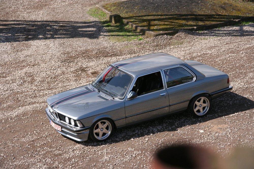 E 21 oldschoolracer - Fotostories weiterer BMW Modelle