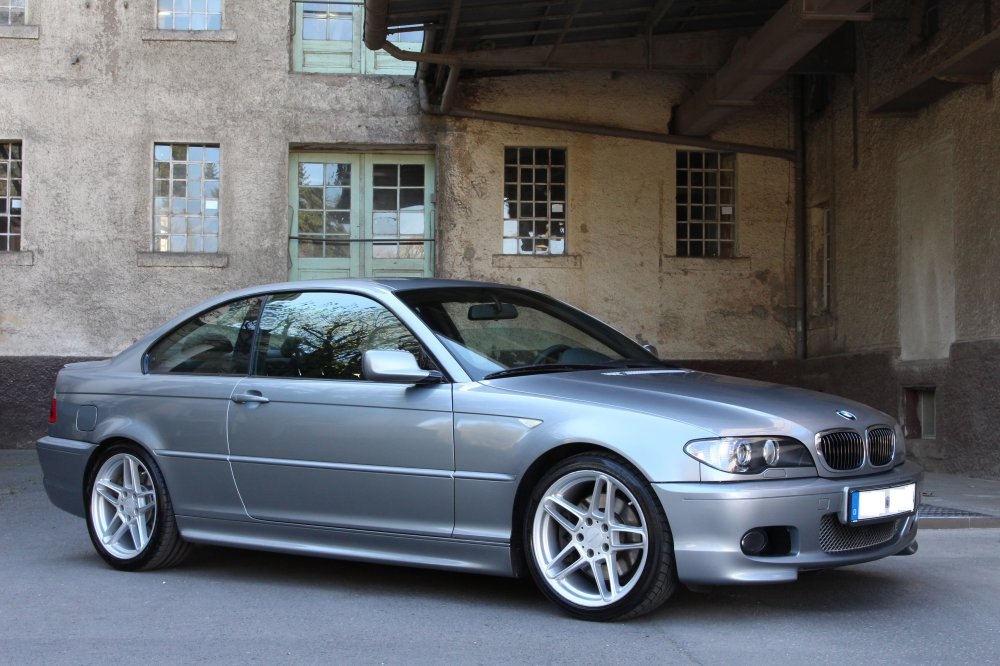 e46 330d coupe 19 3er bmw e46 coupe tuning. Black Bedroom Furniture Sets. Home Design Ideas