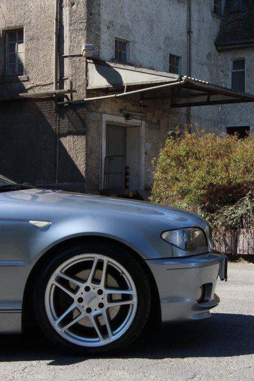"""E46 330d Coupe // 19"""" - 3er BMW - E46"""