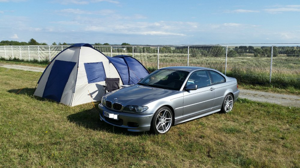 "E46 330d Coupe // 19"" - 3er BMW - E46"