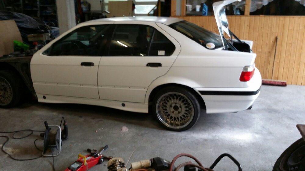E36 325i Story neu überarbeitet - 3er BMW - E36