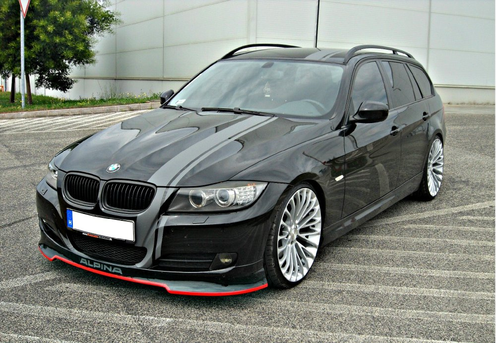 BMW E91 LCI ALPINA D3 BREYTON LS 20 ZLL - 3er BMW - E90 / E91 / E92 ...