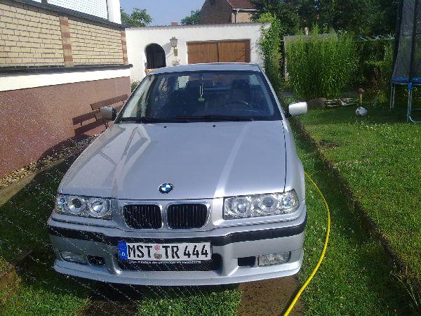 E36, 318i Arktissilber - 3er BMW - E36