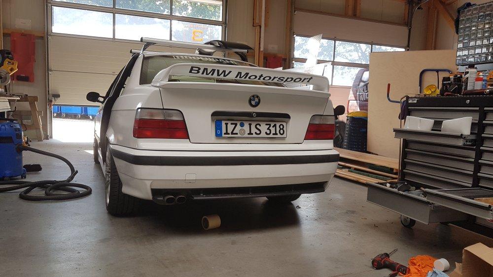 BMW E36 Limo Edition Sport - 3er BMW - E36