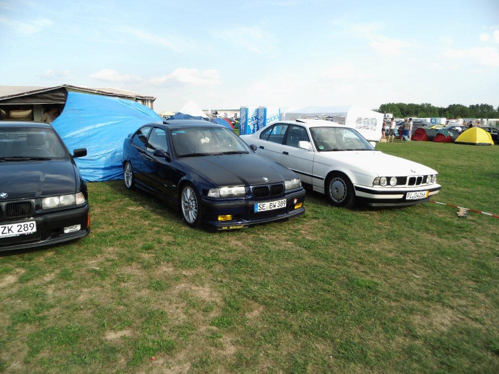 Bmw E36 Campact 323TI - 3er BMW - E36