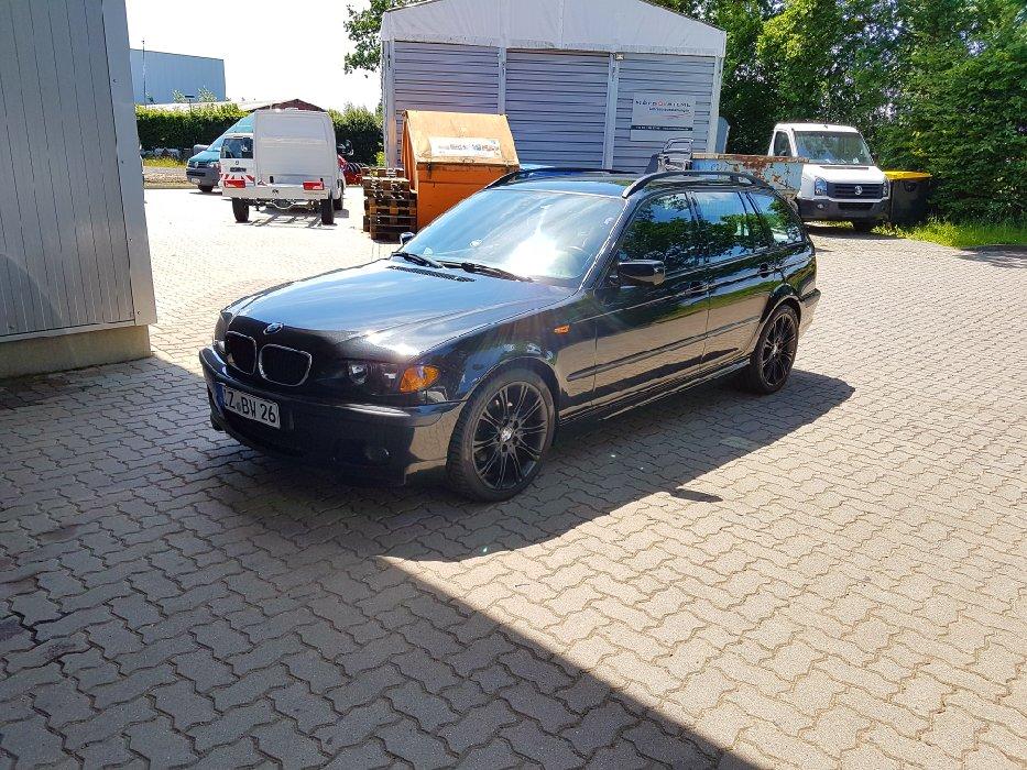 Bmw E46 320D Touring Edition Sport - 3er BMW - E46