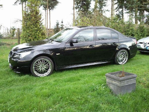 e60 525d limousine 5er bmw e60 e61 limousine. Black Bedroom Furniture Sets. Home Design Ideas