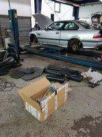 340i e36 v8 m60b40 swap Bagged - 3er BMW - E36 - 20181020_141546.jpg