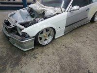 340i e36 v8 m60b40 swap Bagged - 3er BMW - E36 - 20190210_154247.jpg