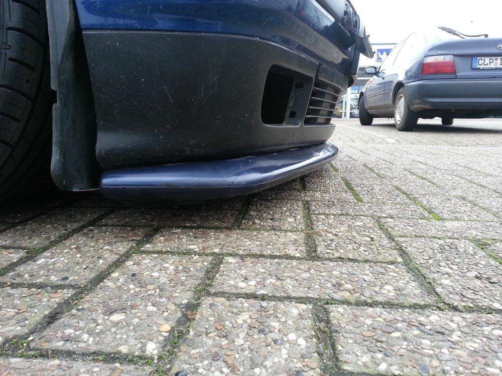 AK Society-jetzt noch tiefer Bilder vom AF2014 - 3er BMW - E36