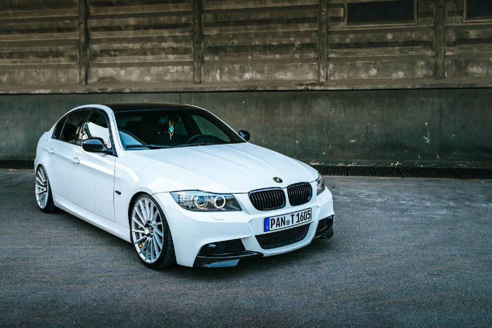 White'n'Black - 3er BMW - E90 / E91 / E92 / E93