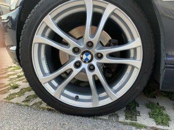 - NoName/Ebay - Uniwheels Turn Felge in 8x18 ET 40 mit SunTek sv308 Reifen in 225/40/18 montiert hinten Hier auf einem 3er BMW E46 323i (Cabrio) Details zum Fahrzeug / Besitzer