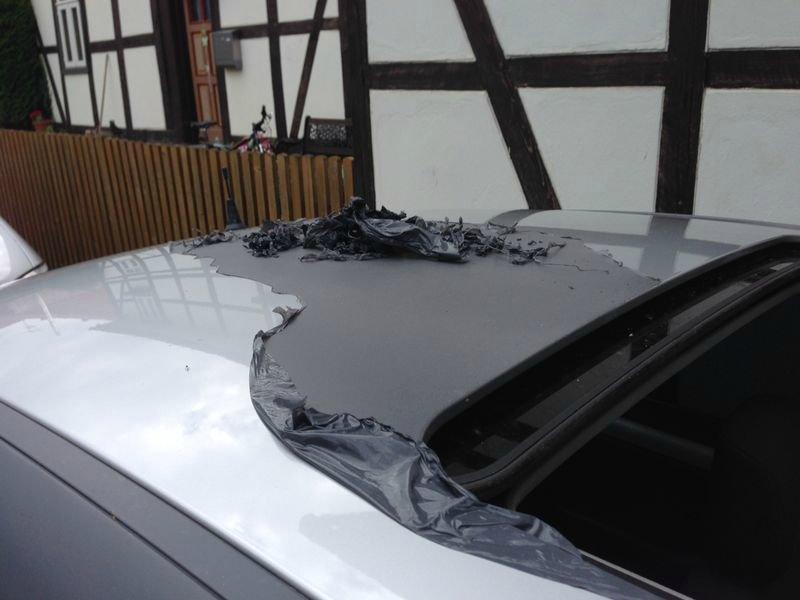 Plasti Dip Gun Metal Grey 328i - 3er BMW - E46