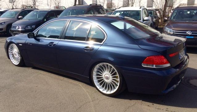 745i Get Low Fotostories Weiterer BMW Modelle 7er