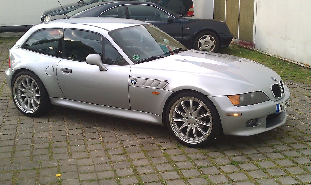 Z3 Coupe 2 8 Bmw Z1 Z3 Z4 Z8 Quot Z3 Coupe Quot Tuning Fotos Bilder Stories
