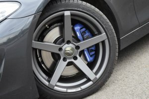Z-Performance ZP.06 Felge in 8.5x19 ET 35 mit - Eigenbau - Accelera Reifen in 245/40/19 montiert vorn Hier auf einem 5er BMW F10 525d (Limousine) Details zum Fahrzeug / Besitzer