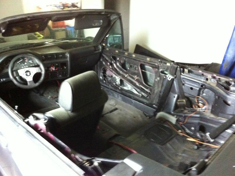 V8 Cabrio - 3er BMW - E30