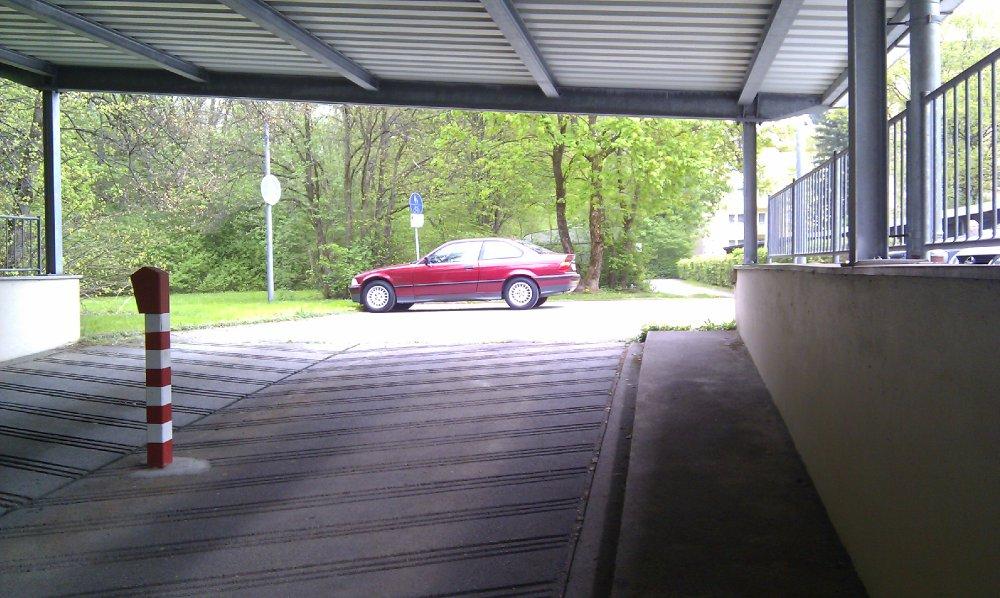 e36 318iss Coupé - 3er BMW - E36