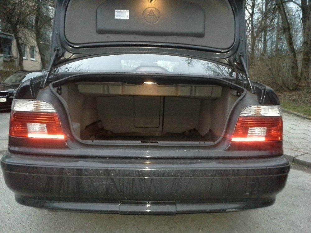 Ein V8 für alle Fälle! - 5er BMW - E39