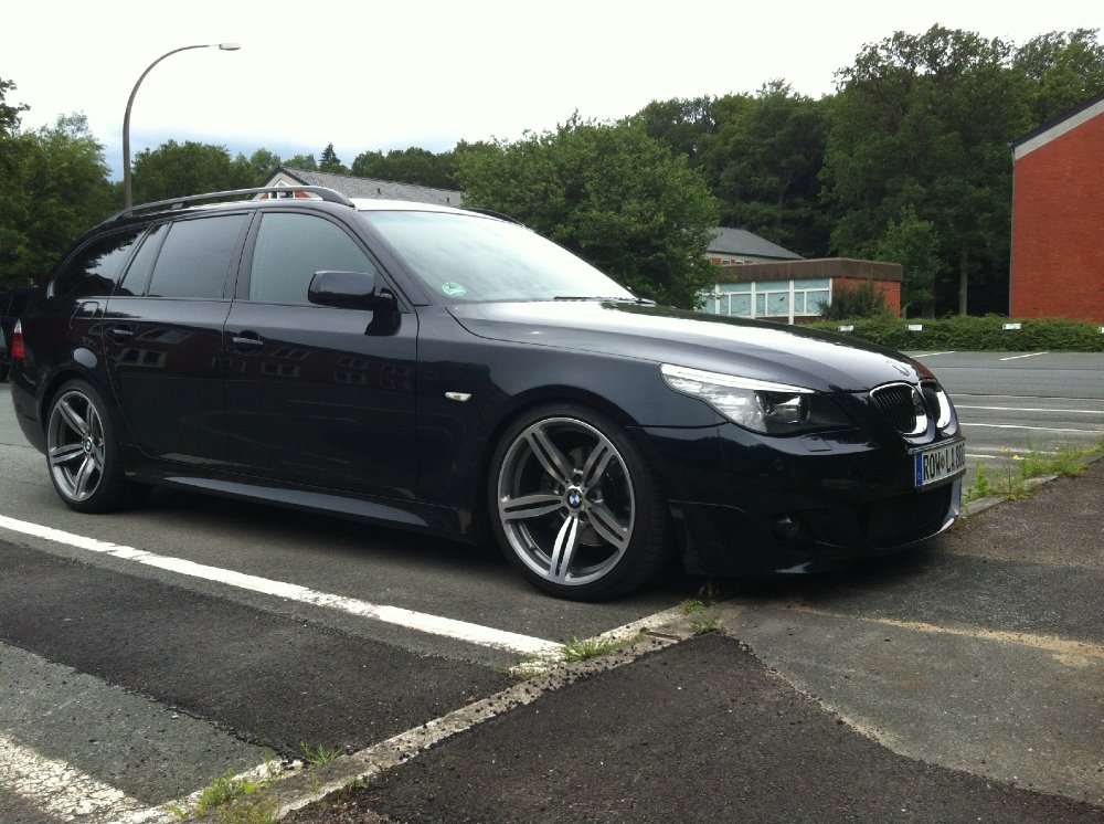 530d m6 felgen 5er bmw e60 e61 touring tuning. Black Bedroom Furniture Sets. Home Design Ideas
