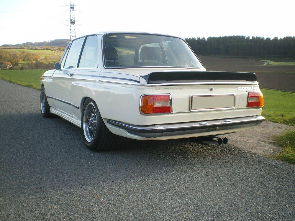 """BMW ´02- """"eine Legende"""" -> BMW-Power Magazin - Fotostories weiterer BMW Modelle"""