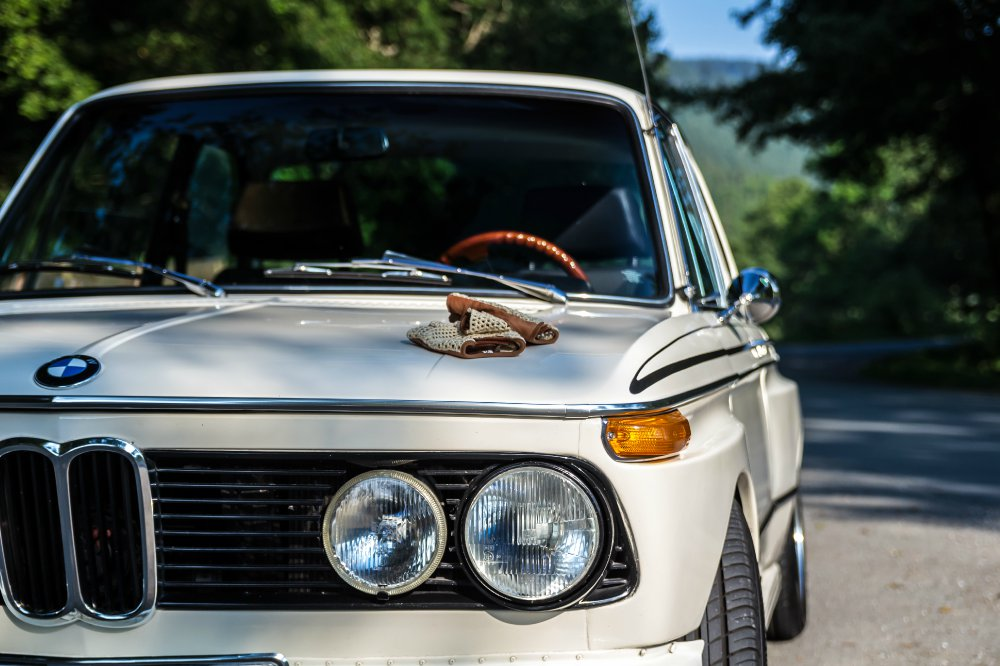 "BMW ´02- ""eine Legende"" -> BMW-Power Magazin - Fotostories weiterer BMW Modelle"